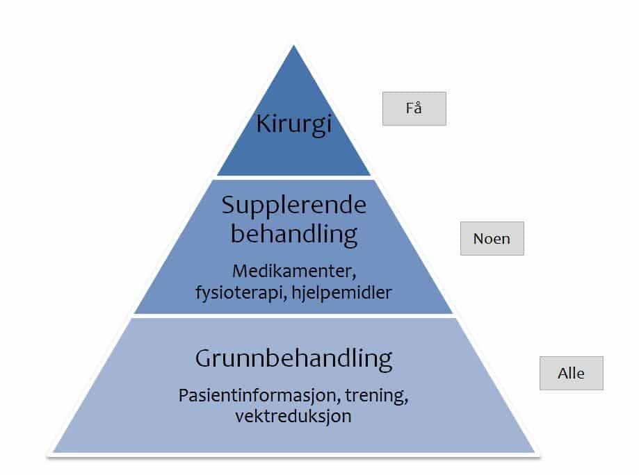 behandlingspyramide