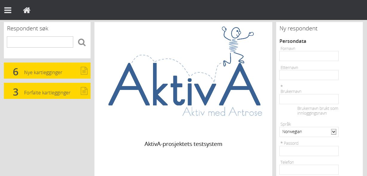 FOR FYSIOTERAPEUTER – AktivA